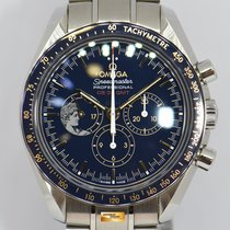 Omega Speedmaster Professional Moonwatch new 2018 Manual winding Watch with original box and original papers 31130423003001
