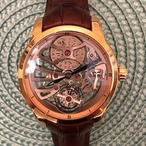 Ulysse Nardin Classic Skeleton Tourbillon Rose gold 44mm Transparent United States of America, Georgia, 31324