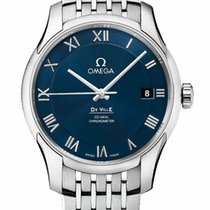 Omega De Ville Co-Axial new 2010 Automatic Watch with original box and original papers 431.10.41.21.03.001