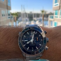 Omega Seamaster Planet Ocean Chronograph 232.90.46.51.03.001 2010 pre-owned