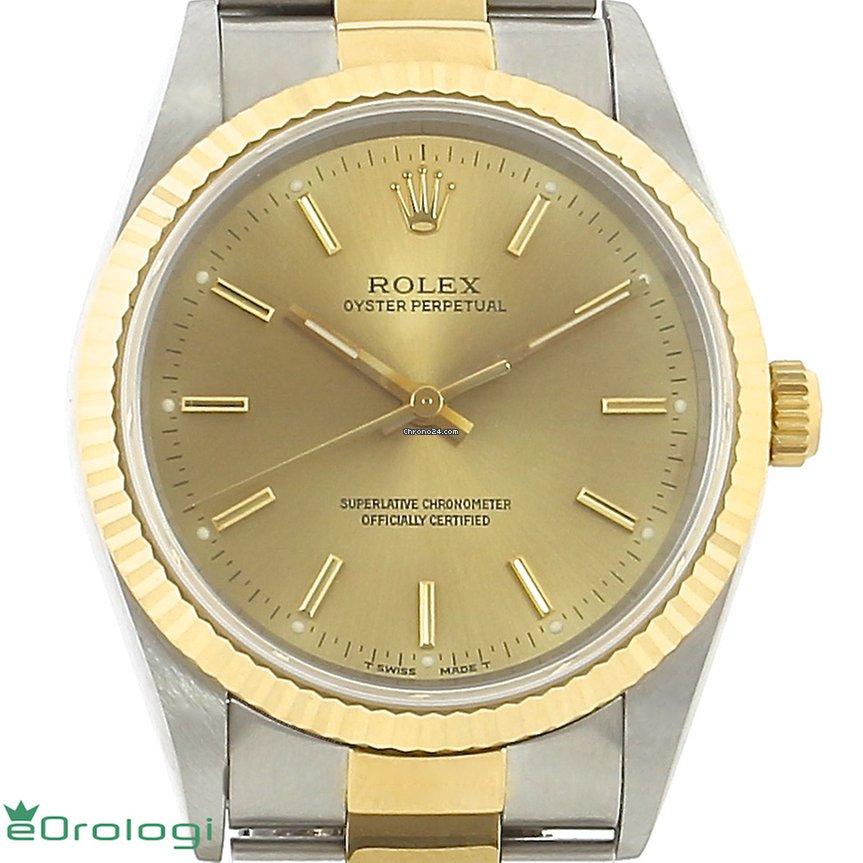 08ceb85b0 Rolex Oyster Perpetual usati - 2.036 offerte