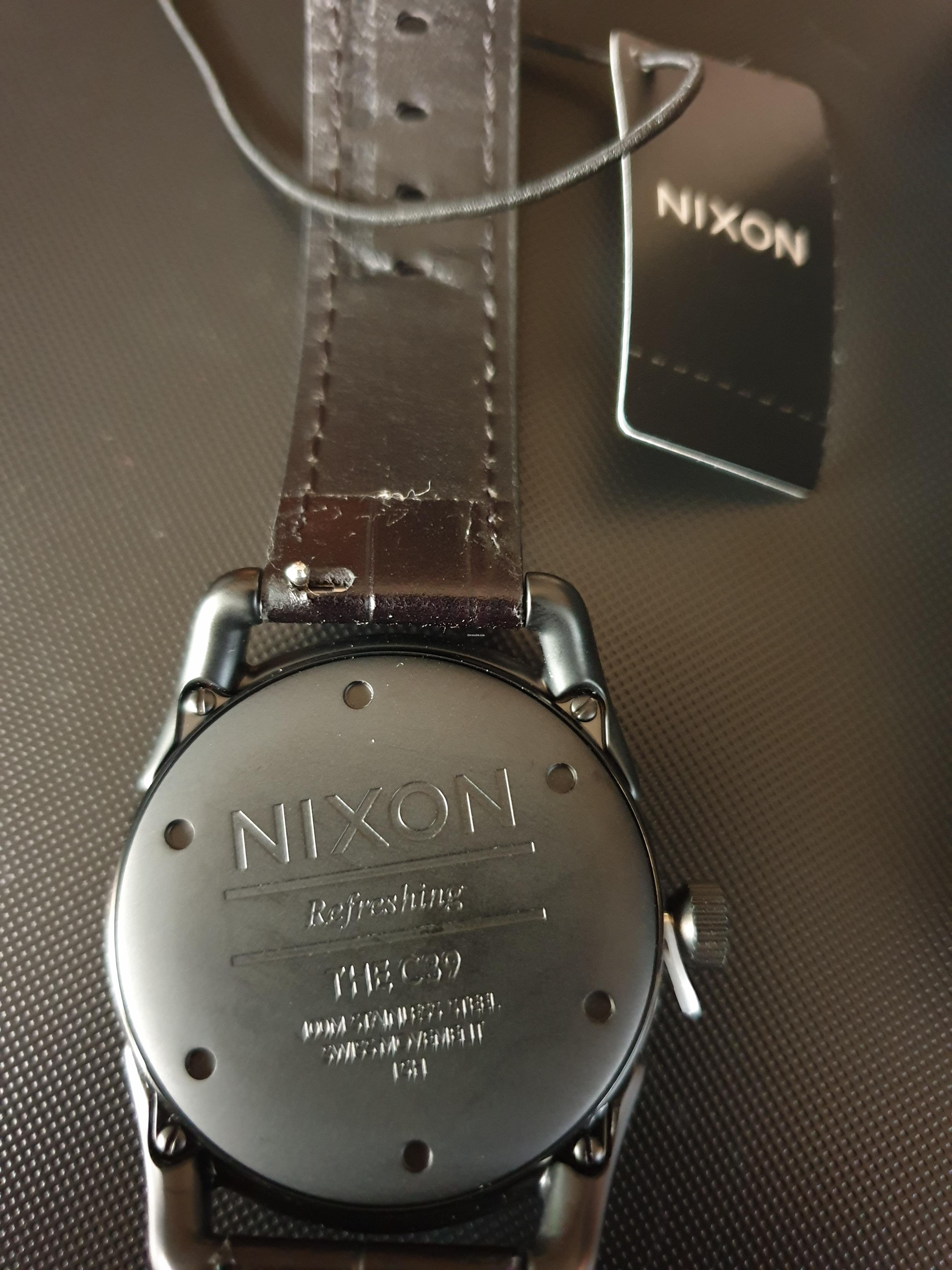 Rp4 734 Leather Watch A459 Nixon The Unisex 782 1886 C39 For PwOXiTkZu