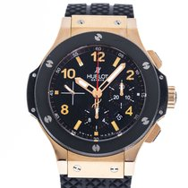 Hublot Big Bang 44 mm 301.PB.131.RX Very good Rose gold 44mm Automatic
