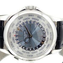 Patek Philippe pre-owned Automatic 39.5mm Blue Sapphire Glass 3 ATM