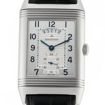 Jaeger-LeCoultre Grande Reverso Duo Steel 30mm Arabic numerals United States of America, New York, New York