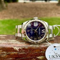 Rolex Datejust 2014 pre-owned
