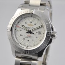 Breitling Colt Quartz Steel 44mm Silver United States of America, Ohio, Mason