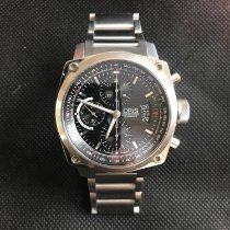 Oris Steel 43mm Automatic 01 674 7616 4154-07 5 22 58FC pre-owned Canada, kimberley