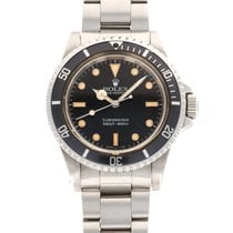 Rolex Submariner (No Date) 5513 1984 pre-owned