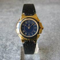 Yves Saint Laurent Guld/Stål 26mm Kvarts brugt