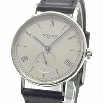 NOMOS Ludwig new Manual winding Watch with original box and original papers 201