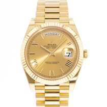 Rolex Day-Date 40 228238 2010 pre-owned