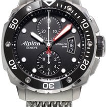 Alpina Seastrong Steel Black United States of America, New York, Brooklyn