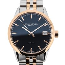 Raymond Weil Freelancer 43 Automatic Date