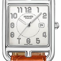 Hermès Steel 29mm Quartz Cape Cod new United States of America, New York, Airmont