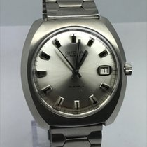 Bifora Steel 39mm Automatic new