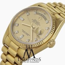 Rolex Day-Date pre-owned