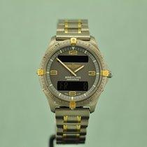 Breitling Aerospace ( Titanium-Gold )