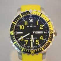 Fortis B-42 Marinemaster Day-Date Yellow Box + Zertifikat aus...
