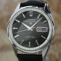 Seiko 5 Vintage Sportsmatic 5 Automatic 1970s Stainless Mens...