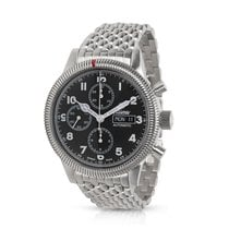 Tutima Grand Classic Chrono 781-12 Men's Watch in Stainles...