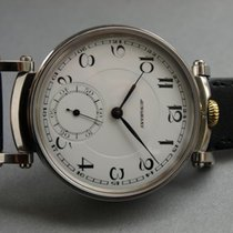 Junghans 14. Junghans men's marriage wristwatch 1904-1910