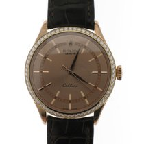 Rolex 50705RBR Rose gold Cellini Time 39mm new