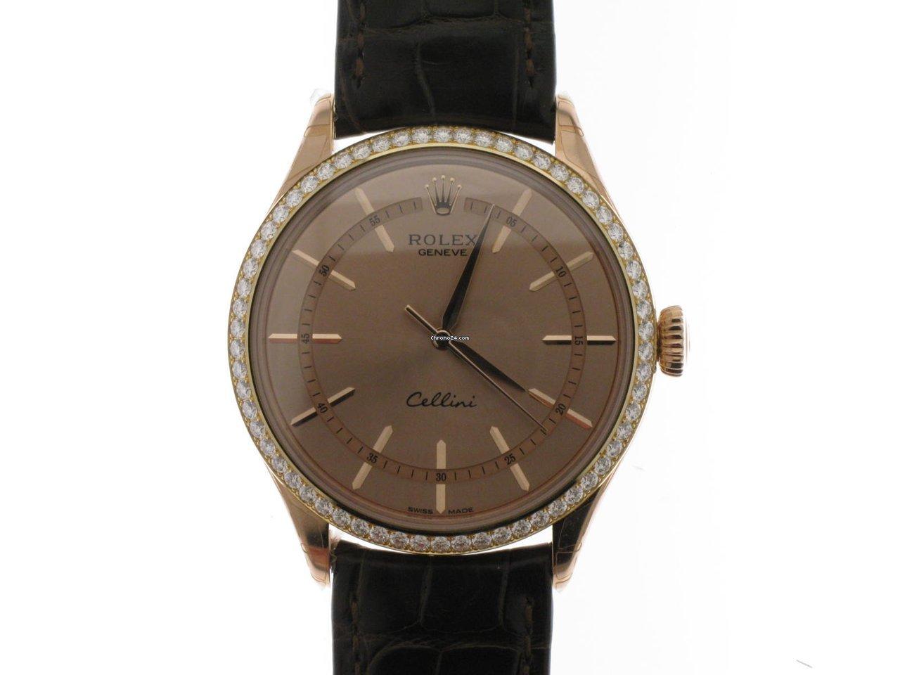 Rolex Cellini Time 50705RBR новые