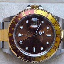 Rolex [SERVICE+FULL SET] GMT Master II, Tiger Eye, Tigerauge
