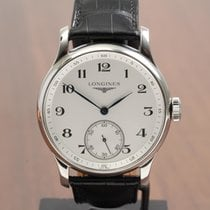 Longines Master Collection Steel 48mm Silver Arabic numerals