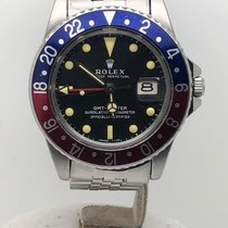Rolex GMT-Master 1675 LONG E DIAL PERFECT CONDITION
