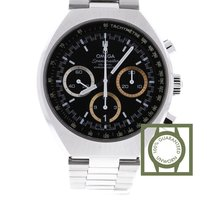 Omega Speedmaster Mark II Rio 2016 Steel NEW