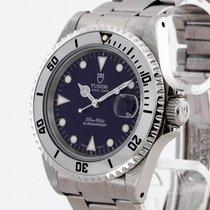 Tudor Prince Oysterdate Submariner Blau Ref. 79190