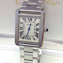 Cartier Tank Solo - Box & Papers 2010