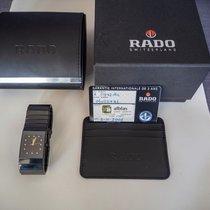 Rado Quartz 2006 tweedehands Diastar Zwart