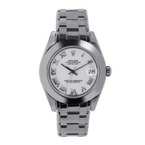 Rolex 81209 White gold Lady-Datejust Pearlmaster 34mm