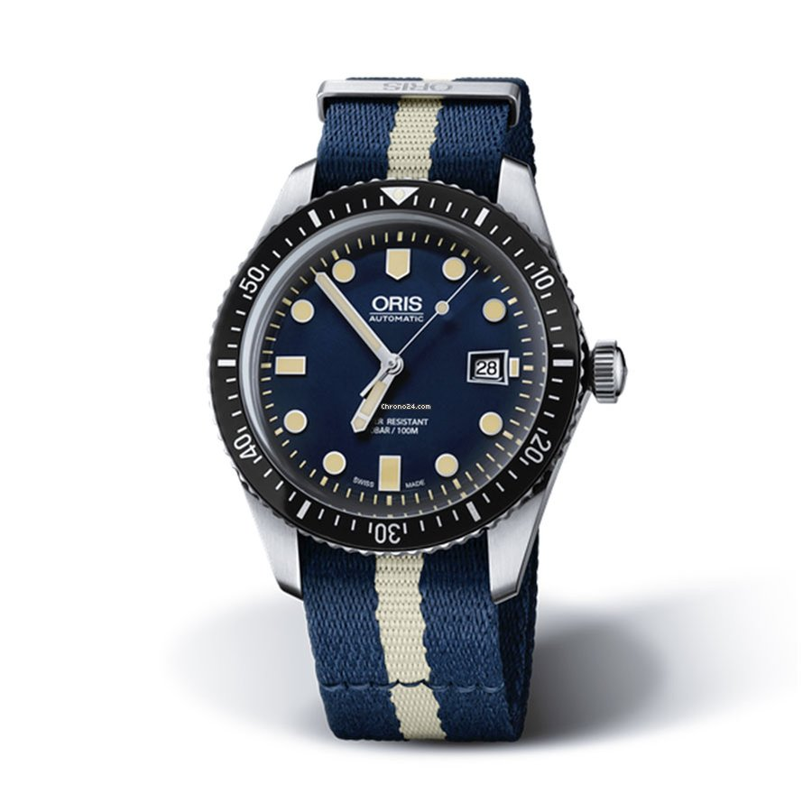 Oris Divers Sixty Five 01 733 7720 4055 07 52 12 9FC new