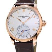 Frederique Constant 42mm Quartz nieuw Horological Smartwatch Zilver