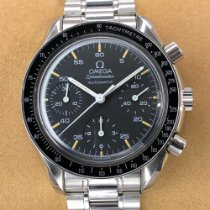 Omega Speedmaster Reduced Steel 39mm Black Arabic numerals