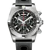 Breitling AB011010/BB08 Steel Chronomat 44 44mm new