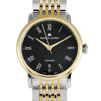 Maurice Lacroix Steel 28mm Automatic LC6063-PS103-310 new