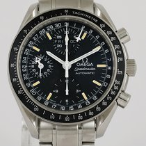 Omega 35205000 Steel 1998 Speedmaster Day Date pre-owned