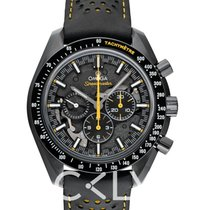 Omega Speedmaster Professional Moonwatch Ceramic Black