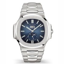 Patek Philippe Nautilus Steel Black United States of America, New York, New York