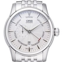 Oris Artelier Small Second 01 745 7666 4051-07 8 23 77 2019 new