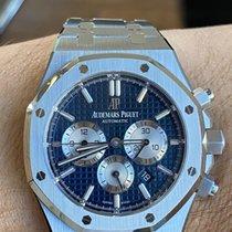 Audemars Piguet pre-owned Automatic 41mm Blue Sapphire Glass 5 ATM
