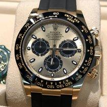 Rolex Daytona Oro amarillo 40mm Negro Sin cifras