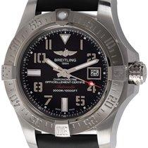 Breitling Avenger II Seawolf Steel 45mm Grey Arabic numerals United States of America, Texas, Austin