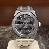 Audemars Piguet 15400ST.OO.1220ST.01 Сталь 2017 Royal Oak Selfwinding 41mm новые