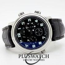 Blancpain Léman Réveil GMT 2041-1130M-53B pre-owned